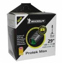 """Cámara Michelin Protek Max Antipinchazos con liquido 29"""""""