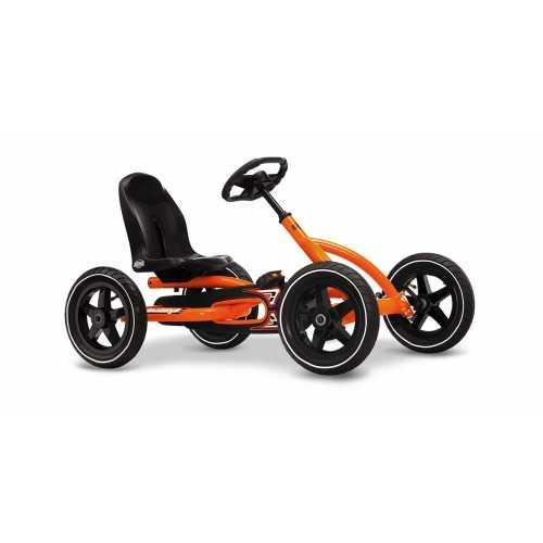Coche de pedales Berg Buddy Orange o White Kart