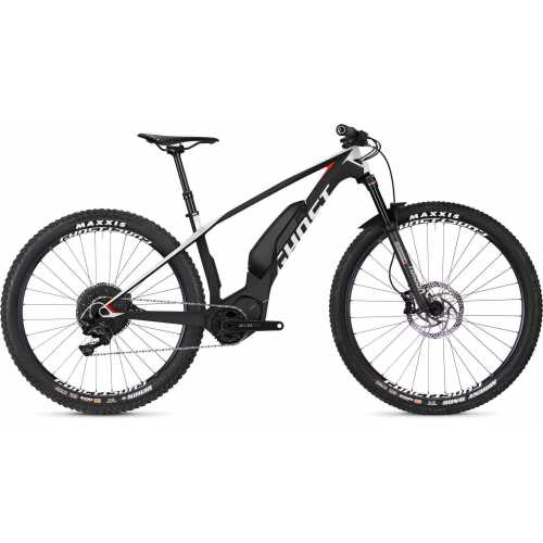 """GHOST Hybride Lector S4.7+ LC. 29"""" + 27,5"""" Shimano 2018"""