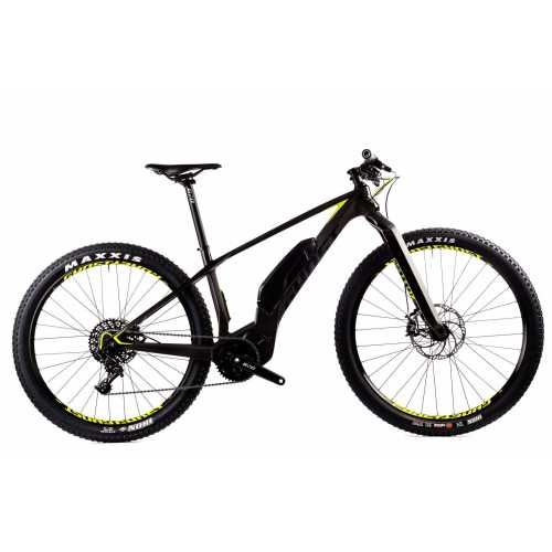"""GHOST Hybride Lector X S5.7+ LC. 29"""" + 27,5 Plus Shimano 2019"""