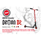 Scooter Bestial Wolf Pro Scooter DEMON D2