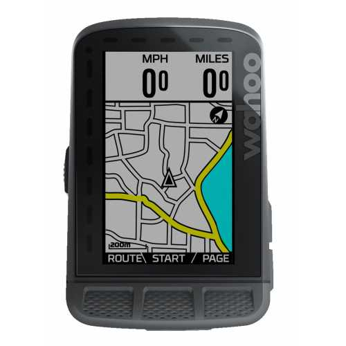 GPS Wahoo ELEMNT ROAM 2019 Color Navegador Ciclismo