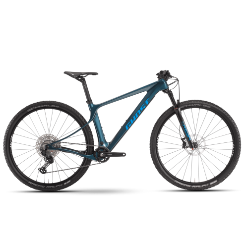 """2021 GHOST LECTOR SF ESSENTIAL LC 29"""" SHIMANO SLX RD-M7100 12-S"""