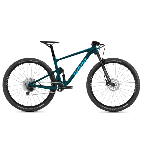 """2021 GHOST LECTOR FS ESSENTIAL UC 29"""" SHIMANO XT RD-M8100 12-S"""